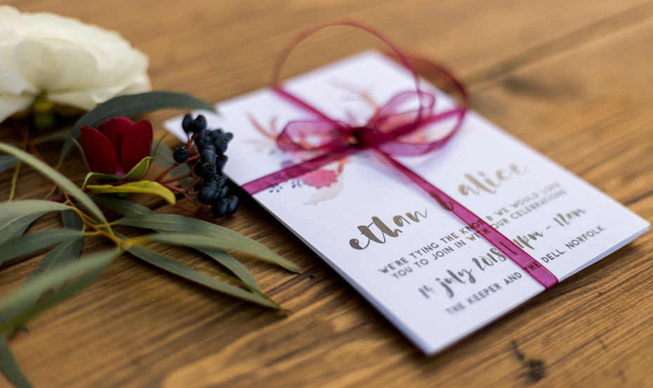 Frog Wedding Invitations: Wedding Collections
